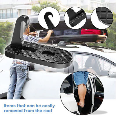 Doorstep Vehicle Access Roof Of Car Door Step Give You Latch Easily Rooftop UN