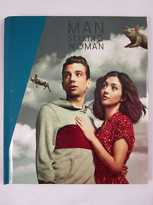 man seeking woman season 3 dvd release date