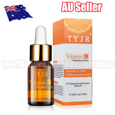 Ultra Brightening Spotless Oil Skin Care Natural Pure Vitamin C Essence Serum UN
