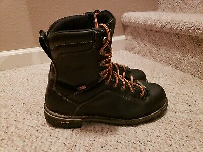 247b9404d65 DANNER MENS QUARRY Usa Gore-Tex Black Work & Safety Boots Size 11