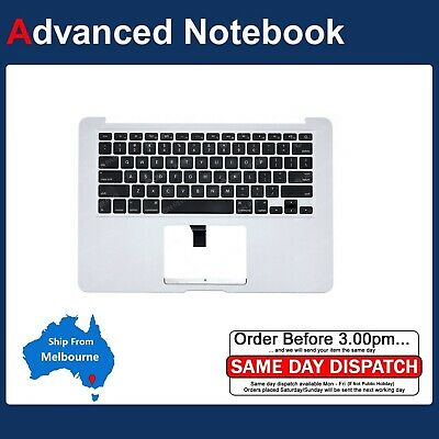 """Palm Rest Case Casing Keyboard Assembly Apple MacBook Air 13"""" A1466 2013-2017"""