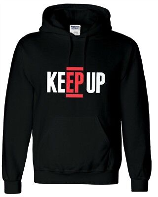 Ksi Keep Up Kids Hoodie Inspired Gaming Gamer You tuber Size 12-13 XL SALE!!