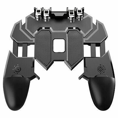 PUBG Mobile Phone Game Controller Gamepad Turnover Button for iPhone Android