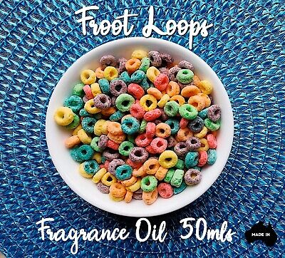 """Top Quality """"froot Loops"""" Fragrance Oil, 50 Mls - Candles, Melts, Soaps"""