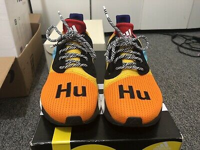 a7af7088b ADIDAS SOLAR HU Glide Multicolor US Size 8 Worn Only Once! -  212.00 ...