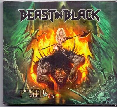 Beast In Black – From Hell With Love (CD Album, DIGIPAK)