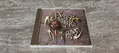 Every Mother's Nightmare Self Titled CD 1990 Arista 260 921 NICE COND RARE OOP