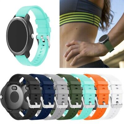 Sport Soft Silicone Replacement Band for Garmin Vivoactive 3 Smart watch