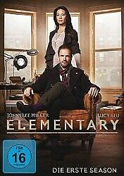 Elementary - Season 1 DVD 6 DVDs Deutsch 2013