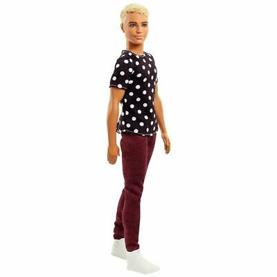 Ken Fashionista Doll #14- One in Black and White-fashionistas