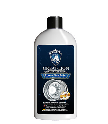 Great Lion Metall Politur extrem 500ml