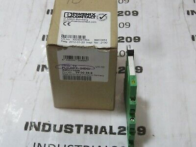 Phoenix Contact Plc-Opt-24Dc/10/R New In Box