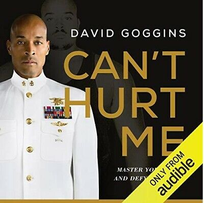 Can't Hurt Me By David Goggins (audiobook, e-Delivery)