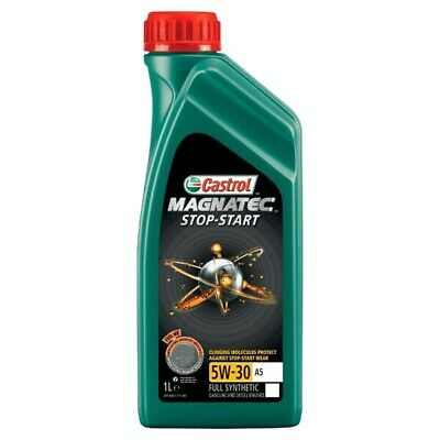 1 Litre 1L Castrol Magnatec 5W30 Fully Synthetic Ford Spec Car Engine Oil
