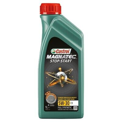 1 Litre 1L Castrol Magnatec 5W30 C3 Fully Synthetic Car Engine Oil Multigrade