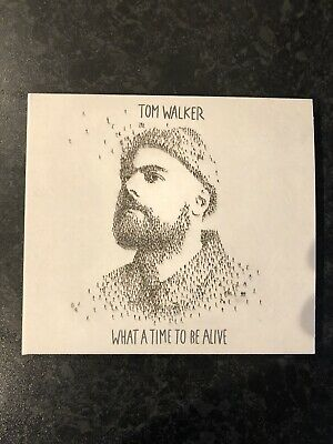 Tom Walker - What a time to be alive CD Immaculate