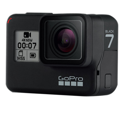 GoPro HERO 7 Black Actioncam 4K Ultra HD wasserdicht Sprachsteuerung