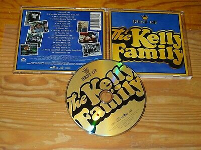 Best of von Kelly Family,the | CD | Zustand sehr gut