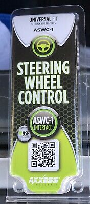 Aswc-1 Axxess Metra / Universal Oem Steering Wheel Control Interface Module *new