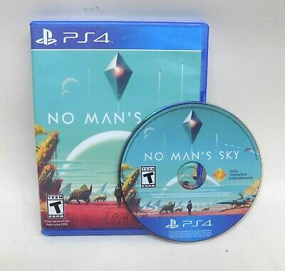 No Mans Sky 2016 Sony PS4 Playstation 4 Action Adventure Open World Video Game