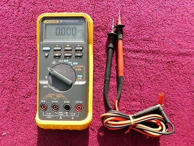 Fluke 787 *near Mint!* Process Meter!  Costs $929.99 New!