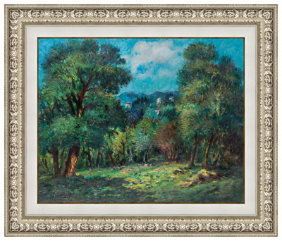QUADRO TELA G FRANCESCO GONZAGA - EUR 299,00 | PicClick IT