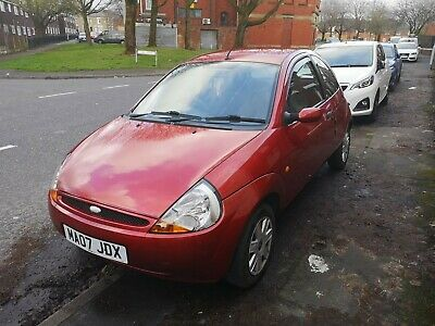 2007 (07) Ford KA Hatchback 1.3 Petrol 64k 11 Months MOT Ideal First Car