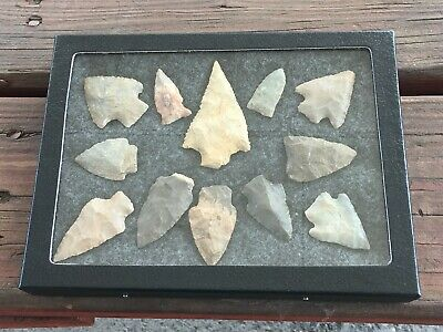 Collection of North Alabama Points - Archaic Period