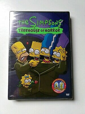 THE SIMPSONS: TREEHOUSE of Horror (DVD, 2000) - $10 00   PicClick