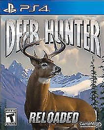 Deer Hunter: Reloaded for Sony PlayStation 4 PS4 - NEW