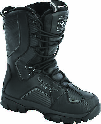Fly Racing Marker Boots 14 Black 361-97014
