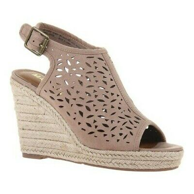 c411a75a4f37 COOLWAY WOMEN S BORY Espadrille Wedge Sandal -  61.99