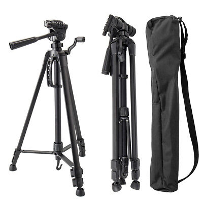 Professional Aluminium Portable Travel Tripod for Canon DSLR camera&camcorder CA