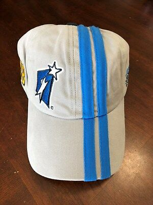 3525940203e Jimmie Johnson Foundation JJF Gray Racing Stripes Hat Cap NEW Lowes HMS  Hendrick