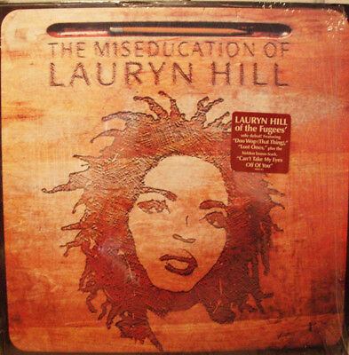 Lauryn Hill ‎- The Miseducation Of Lauryn Hill LP - Fugees Vinyl - RECORD ALBUM