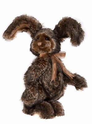 Collectable Charlie Bear 2017 Plush Collection  - Woodland Bunny - Now Retired