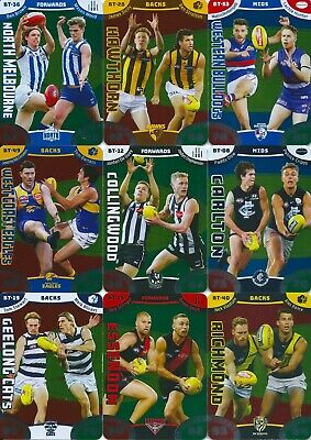 2019 afl teamcoach battle teams card you choose your card