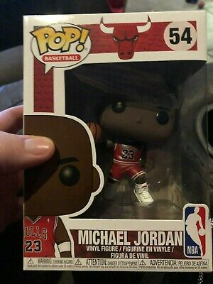 Funko Pop! Michael Jordan #54 Common - Bulls Basketball NBA - Chicago Bulls MJ