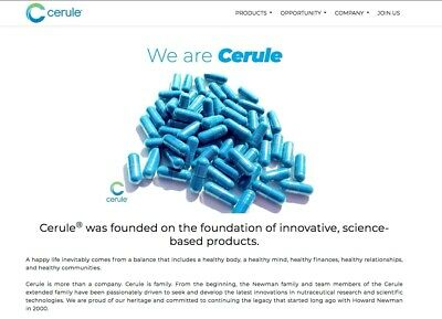Cerule Blue-Green Algae Capsules Enhance The Effects Of The Stem Therapies