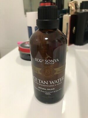 ECO TAN Face Water - Brand New