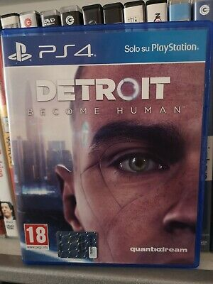 Detroit: Become Human Ps4 - Come Nuovo Ita