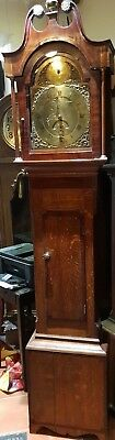 Antique Grandfather Clock, W.Goldsbro of Scarborough. - Delivery arranged
