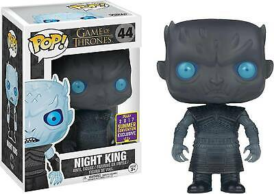 Funko Game Of Thrones POP Serie TV Vinile Figura Night King 9 m SDCC Esclusiva F