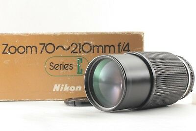 【NEAR MINT in BOX】Nikon Zoom Nikkor Series E Ai-s 70-210mm F4 from JAPAN #225