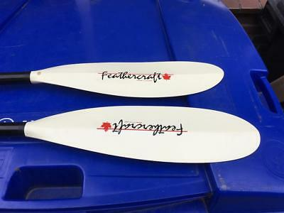 Carbon Kajak Paddle Feathercraft Flicker 235cm 2 part (NOS)