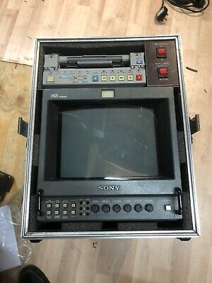 Sony DVCAM  DSR-11 Video Recording And Monitoring Field Unit