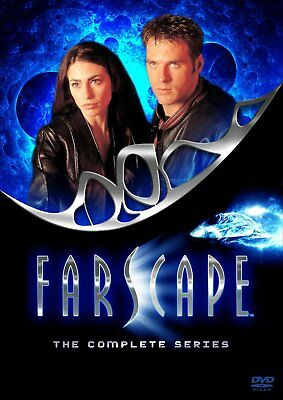 Farscape: The Complete Series (26-Disc Set) (DVD, 2009)