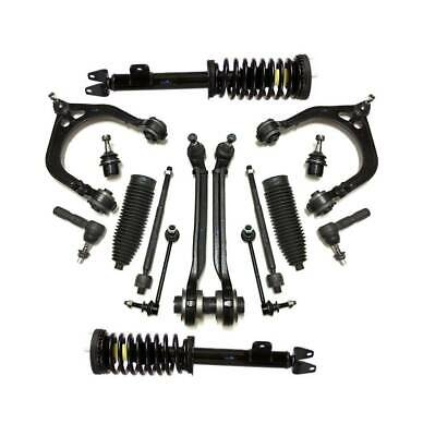 16 Pc Suspension Kit for Chrysler 300 Charger Magnum Upper / Lower Control Arms