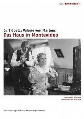 Das Haus in Montevideo Edition Filmmuseum 15 Curt Goetz DVD 1 DVD Deutsch 195101