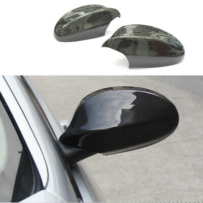 FOR BMW 3 series 330i 328i M Carbon Fiber Side Mirror Cover